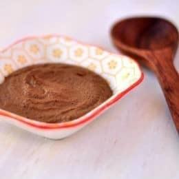aquafaba face mask recipe