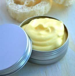 how to make lotion with shea butter