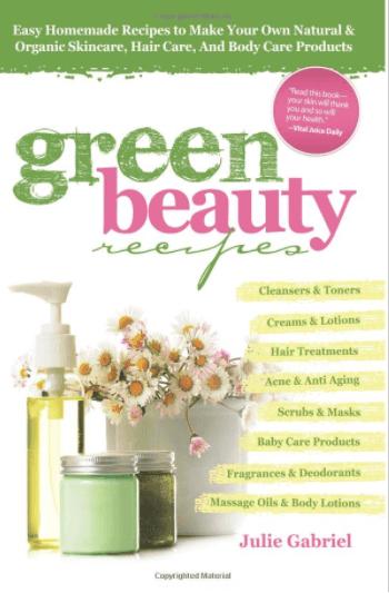 diy beauty book