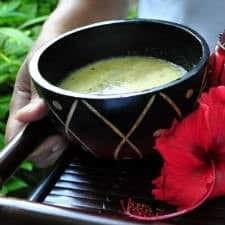 Pineapple and Coconut Body Scrub Recipe