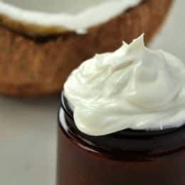 coconut oil body butter recipe
