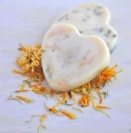DIY Lotion bars recipe