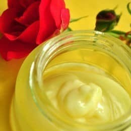Organic Face Lotion Recipe