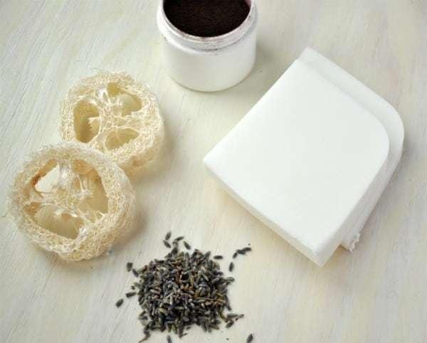 How To Make Lavender Soap 3 Ways | Organic Beauty Recipes
