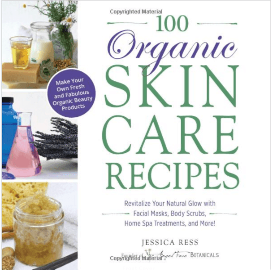 Top 5 Diy Beauty Books Organic Beauty Recipes