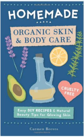 Top 5 DIY beauty books | Organic Beauty Recipes