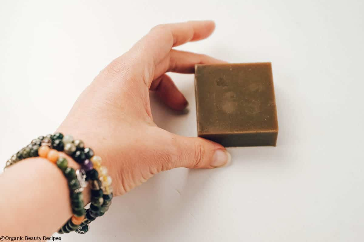 DIY Shampoo Bar Without Lye | Organic